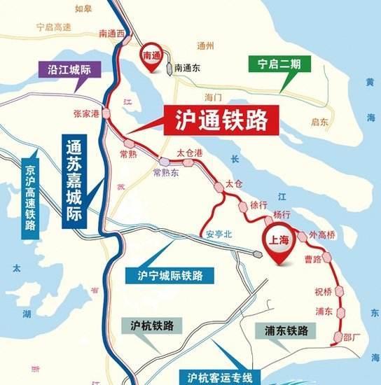 我司产品助沪苏通铁路顺利开通